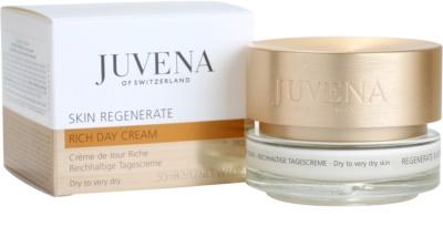 Juvena Regenerate & Restore creme de dia para pele seca a muito seca 3