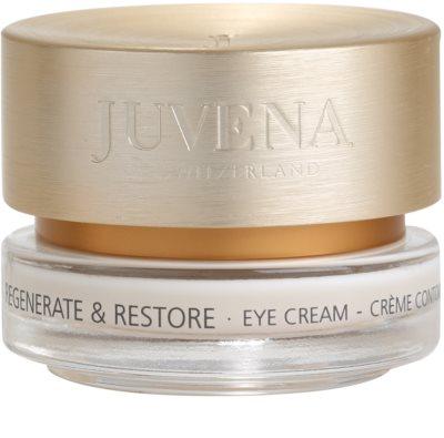 Juvena Regenerate & Restore oční omlazující krém pro zralou pleť