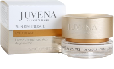 Juvena Regenerate & Restore creme rejuvenescedor de olhos para pele madura 3