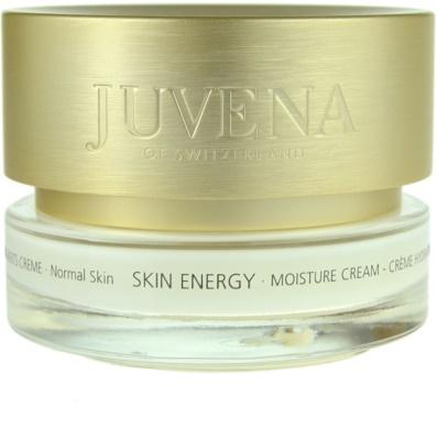 Juvena Skin Energy зволожуючий крем для нормальної шкіри