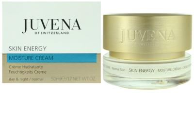 Juvena Skin Energy Feuchtigkeitscreme für Normalhaut 2