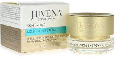 Juvena Skin Energy Feuchtigkeitsspendende Augencreme mit ernährender Wirkung für alle Hauttypen 3