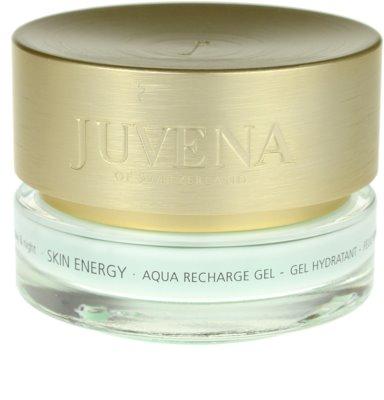Juvena Skin Energy gel hidratant pentru toate tipurile de ten
