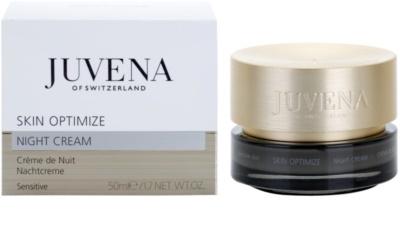 Juvena Skin Optimize noční krém pro citlivou pleť 2