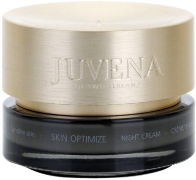 Juvena Skin Optimize noční krém pro citlivou pleť