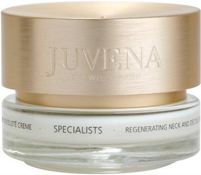 Juvena Specialists crema regeneradora para cuello y escote