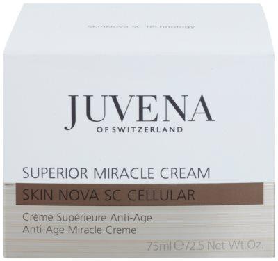 Juvena Specialists creme facial para proteção antirrugas complexa 2