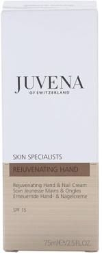 Juvena Specialists охоронний крем для рук та нігтів 3