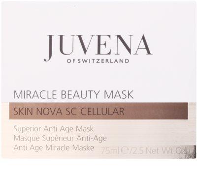 Juvena Specialists mascarilla revitalizante intensa para pieles cansadas 2