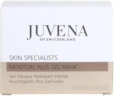 Juvena Specialists Mask hydratační a vyživující maska pro všechny typy pleti 4