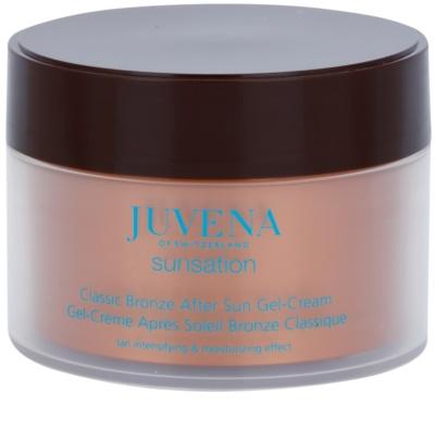 Juvena Sunsation gel krema za zagorelo kožo po sončenju