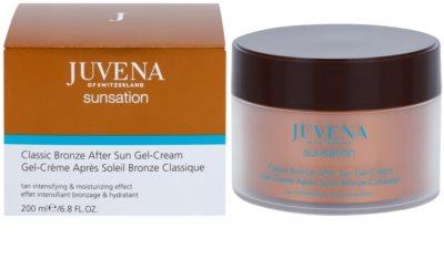 Juvena Sunsation after sun 1