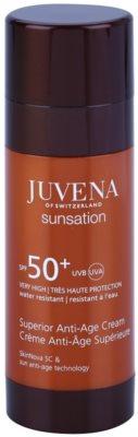 Juvena Sunsation crema de soare pentru fata SPF 50+