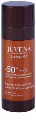 Juvena Sunsation opalovací krém na obličej SPF 50+