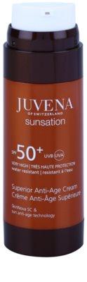 Juvena Sunsation Sonnencreme fürs Gesicht SPF 50+ 1