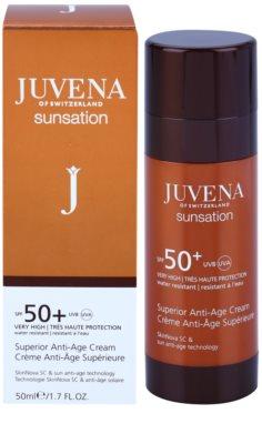 Juvena Sunsation Sonnencreme fürs Gesicht SPF 50+ 2