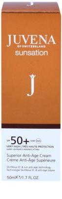 Juvena Sunsation Sonnencreme fürs Gesicht SPF 50+ 3