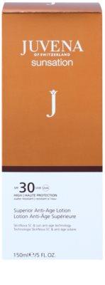Juvena Sunsation захисне молочко проти старіння шкіри SPF 30 2