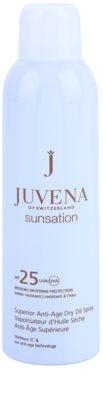 Juvena Sunsation сухо масло за слънчеви бани в спрей SPF 25