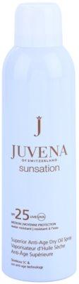 Juvena Sunsation suchy olejek do opalania w sprayu SPF 25