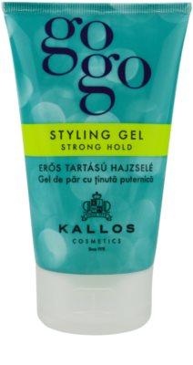 Kallos Gogo gel na vlasy silné zpevnění