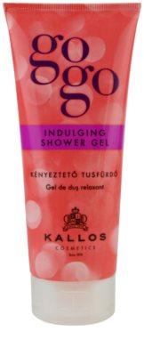 Kallos Gogo rewitalizujący żel pod prysznic