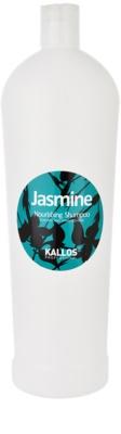 Kallos Jasmine sampon száraz és sérült hajra