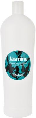 Kallos Jasmine Shampoo für trockenes und beschädigtes Haar