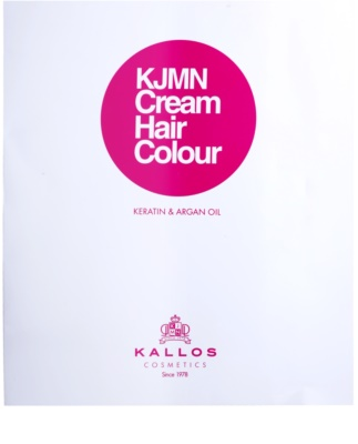 Kallos KJMN coloração de cabelo 3