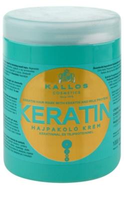 Kallos KJMN маска  с кератин