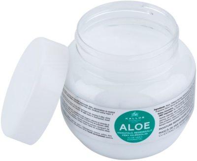 Kallos KJMN mascarilla hidratante con aloe vera 1