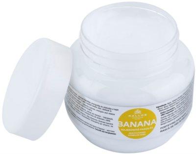 Kallos KJMN máscara fortificante com complexo vitamínico 1
