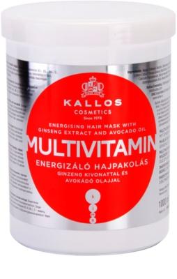 Kallos KJMN енергизираща маска за коса