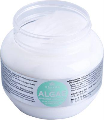 Kallos KJMN Hydratisierende Maske mit Meeralgen Extrakt und Olivenöl 1
