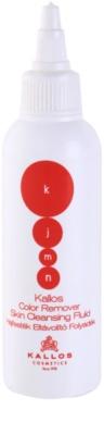 Kallos KJMN продукт за отстраняване на цвета от кожата