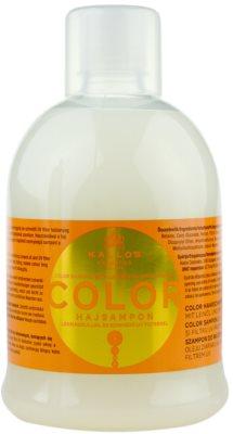Kallos KJMN champô para cabelo pintado e sensível