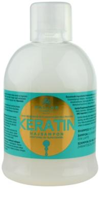 Kallos KJMN шампоан  с кератин