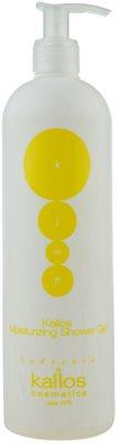 Kallos KJMN hydratační sprchový gel