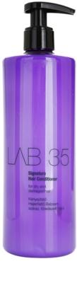 Kallos LAB 35 balzam za suhe in poškodovane lase