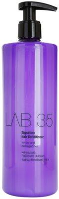 Kallos LAB 35 kondicionér pro suché a poškozené vlasy