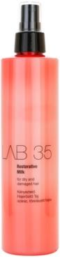 Kallos LAB 35 leite regenerador para cabelo seco a danificado