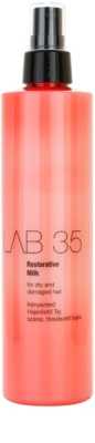 Kallos LAB 35 regenerační mléko pro suché a poškozené vlasy