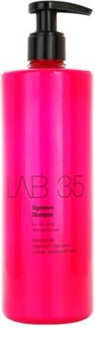 Kallos LAB 35 champú regenerador para cabello seco y dañado