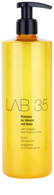 Kallos LAB 35 champô para volume e brilho