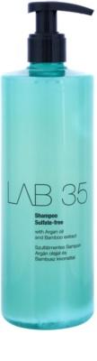 Kallos LAB 35 šampon brez sulfatov in parabenov