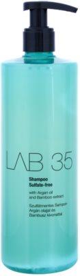 Kallos LAB 35 Shampoo ohne Sulfat und Parabene