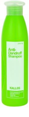 Kallos Relax Shampoo gegen Schuppen