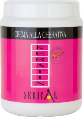 Kallos Serical krema za prestrukturiranje las s keratinom
