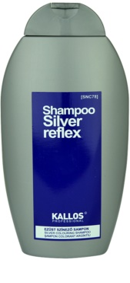 Kallos Silver champô para cabelo cinzento