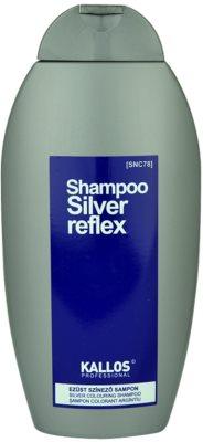Kallos Silver шампунь для сивого волосся